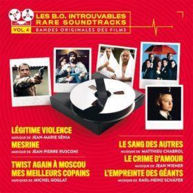 Les BO Introuvables (vol. 4)