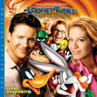 Looney Tunes Back In Action Cover