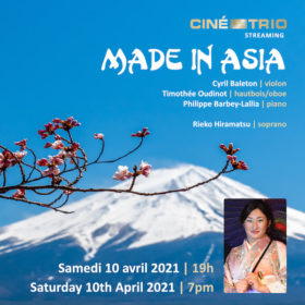 Made in Asia par le Ciné-Trio