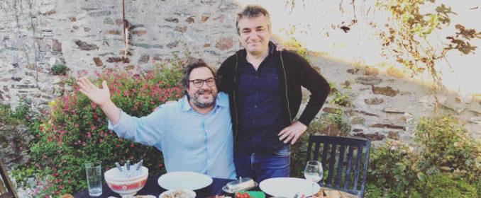 Guillaume Poyet & Xavier Giacometti