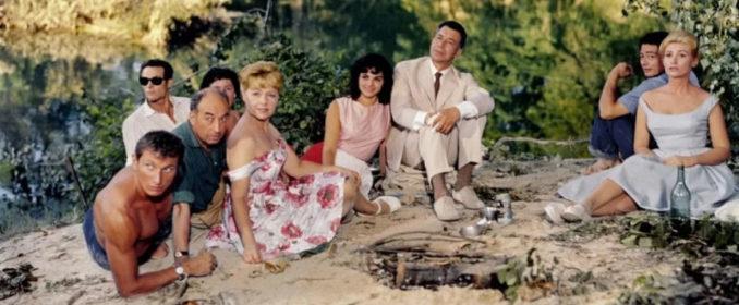 Le Déjeuner sur l'Herbe (1959) de Jean Renoir