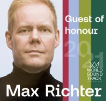 World Soundtrack Awards: Max Richter invité d'honneur
