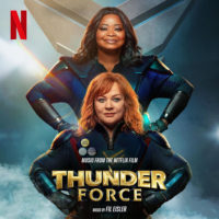 Thunder Force Cover