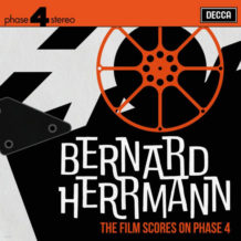 Film Scores On Phase 4 (The) (Bernard Herrmann) UnderScorama : Septembre 2021