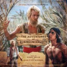 Adventures Of Robinson Crusoe (The) (Robert Mellin & Gian Piero Reverberi) UnderScorama : Juillet 2021