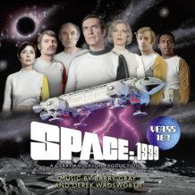 Space: 1999 (Year 1 & 2) (Barry Gray & Derek Wadsworth) UnderScorama : Juillet 2021