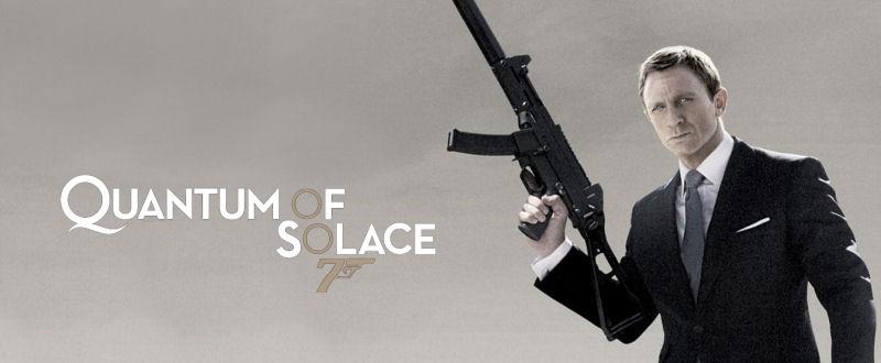 Quantum Of Solace (David Arnold)