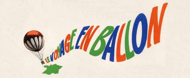 Le Voyage en Ballon (Jean Prodromidès)