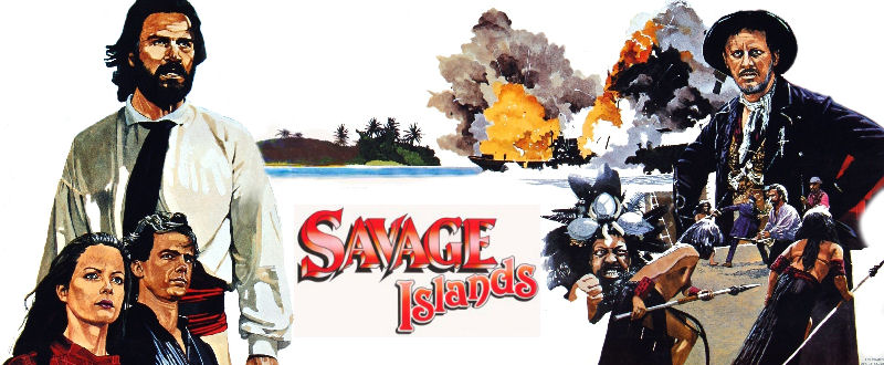 Nate & Hayes (Savage Islands) (Trevor Jones)