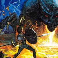 Dragonslayer (Alex North) Dragon Sans Coeur