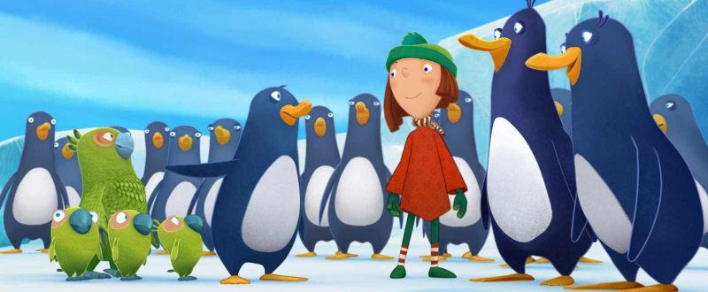 Jasper, Pingouin Explorateur (Florian Tessloff)