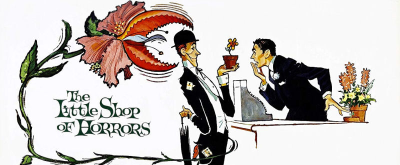 The Little Shop Of Horrors (Fred Katz)