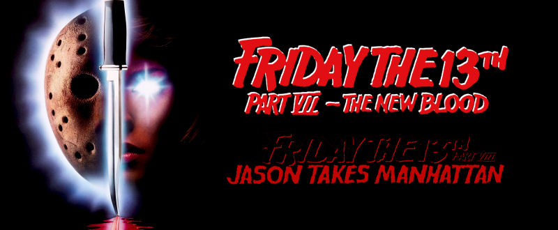 Friday The 13th – Parts VII-VIII (Fred Mollin)