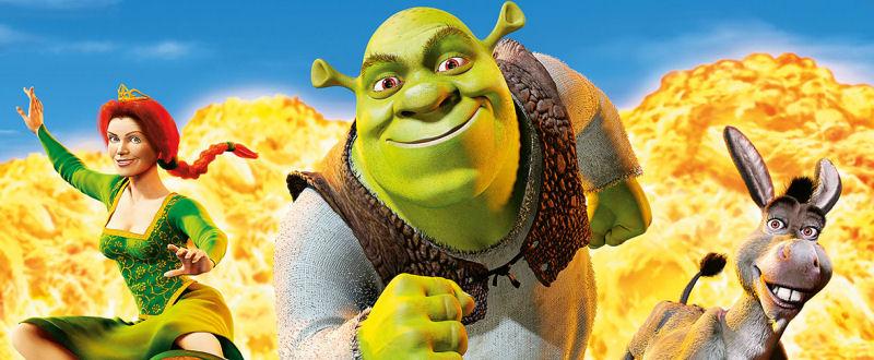 Shrek (Harry Gregson-Williams & John Powell)