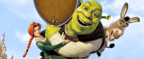 Shrek 2 Banner