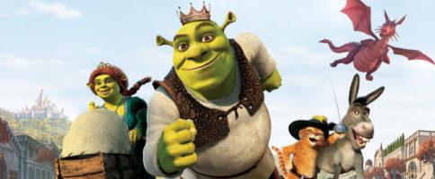 Shrek The Third Banner
