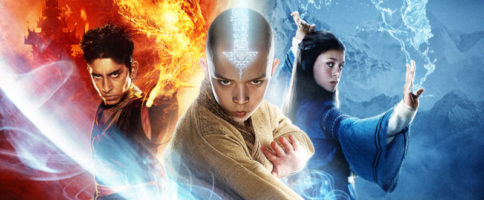 The Last Airbender Banner
