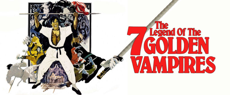 The Legend Of The Seven Golden Vampires (James Bernard)