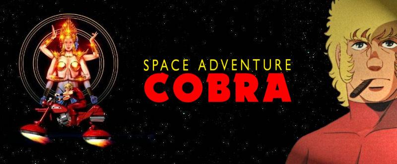 Space Adventure Cobra (Kentaro Haneda)
