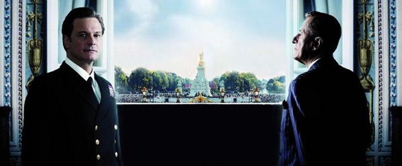The King's Speech (Alexandre Desplat) La parole est d'argent, mais la musique est d'or