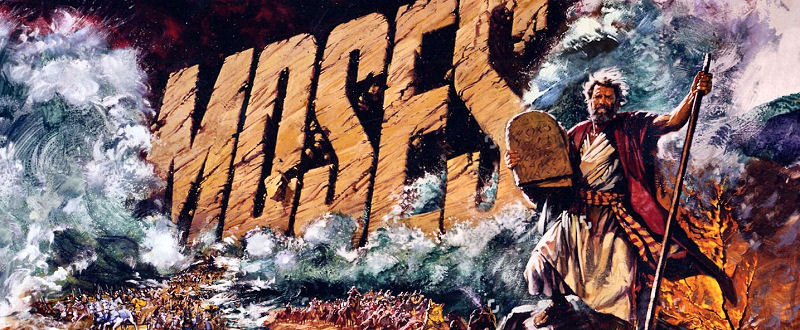 Moses The Lawgiver (Ennio Morricone)