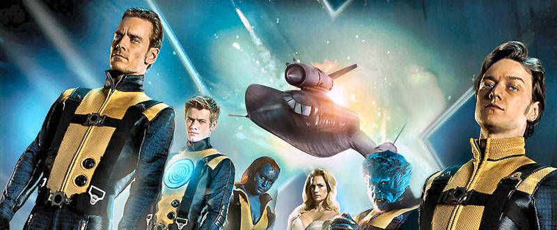 X-Men : First Class (Henry Jackman)