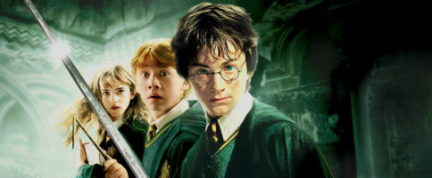 Harry Potter And The Chamber Of Secrets Banner