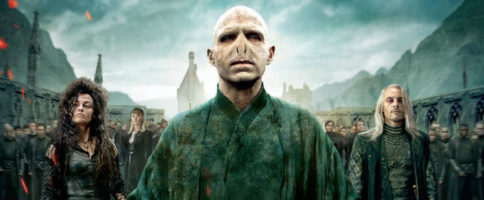 Harry Potter & The Deathly Hallows - Part 1 Banner