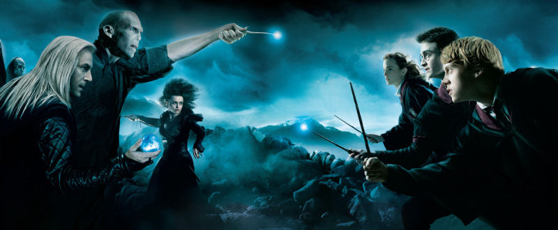 Harry Potter And The Order Of The Phoenix (Nicholas Hooper)
