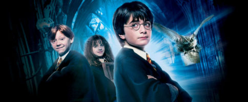 Harry Potter And The Philosopher's Stone Banner