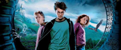 Harry Potter And The Prisoner Of Azkaban Banner