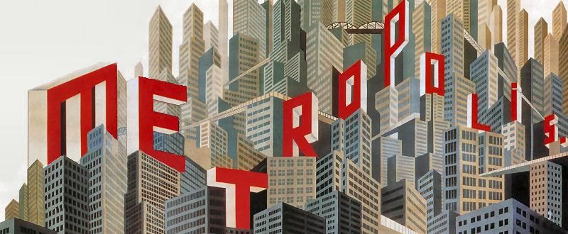 Metropolis (Gottfried Huppertz)