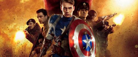Captain America: First Avenger Banner