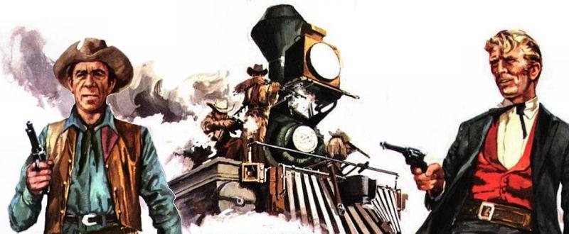 Last Train From Gun Hill (Dimitri Tiomkin)