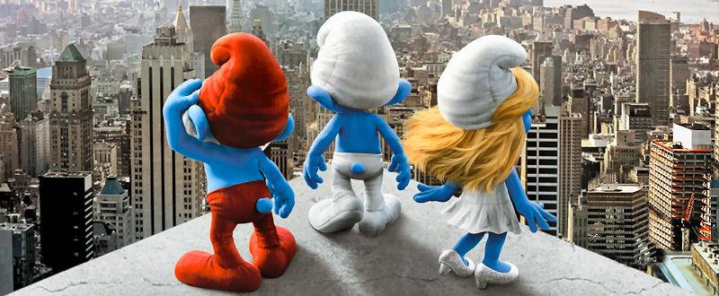 The Smurfs (Heitor Pereira)