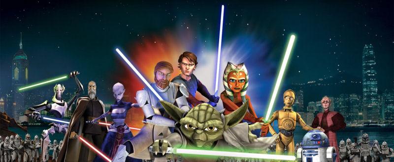 Star Wars: The Clone Wars (Kevin Kiner)