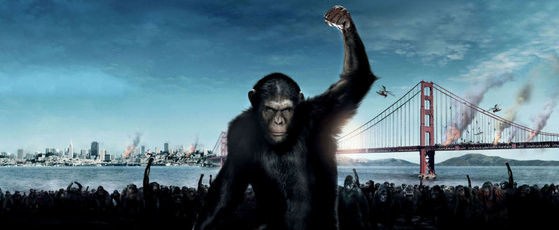 Rise Of The Planet Of The Apes (Patrick Doyle)
