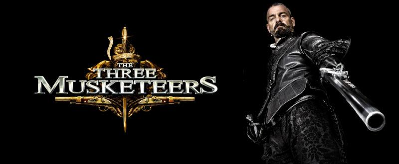 The Three Musketeers (Paul Haslinger)