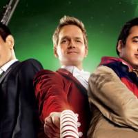 A Very Harold & Kumar Christmas (William Ross) Le sapin a les boules