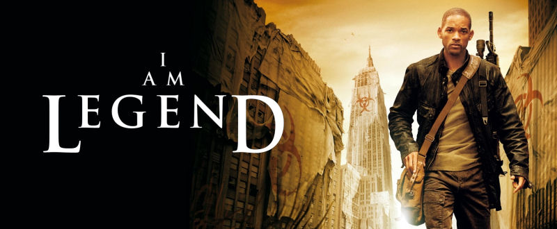 I Am Legend (James Newton Howard)