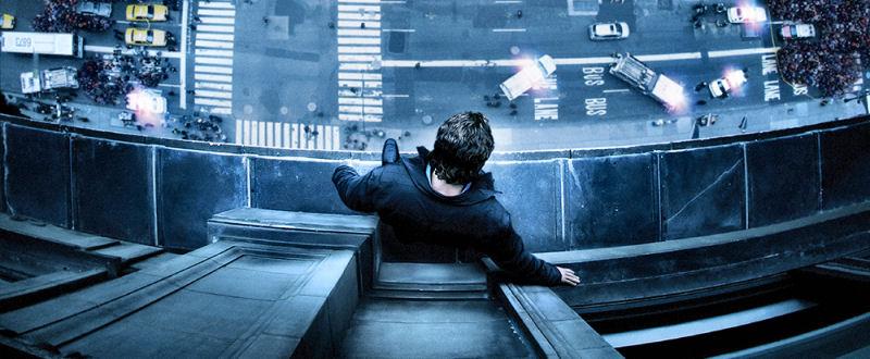 Man On A Ledge (Henry Jackman)
