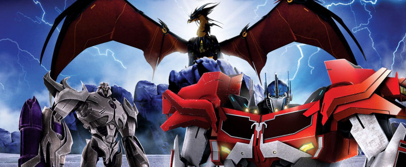 Transformers Prime (Brian Tyler)