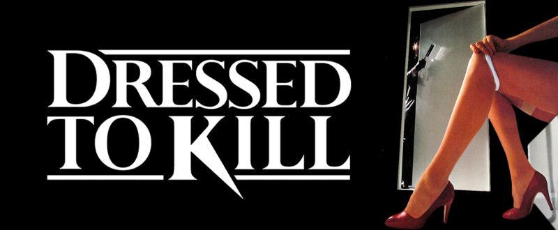 Dressed To Kill (Pino Donaggio)