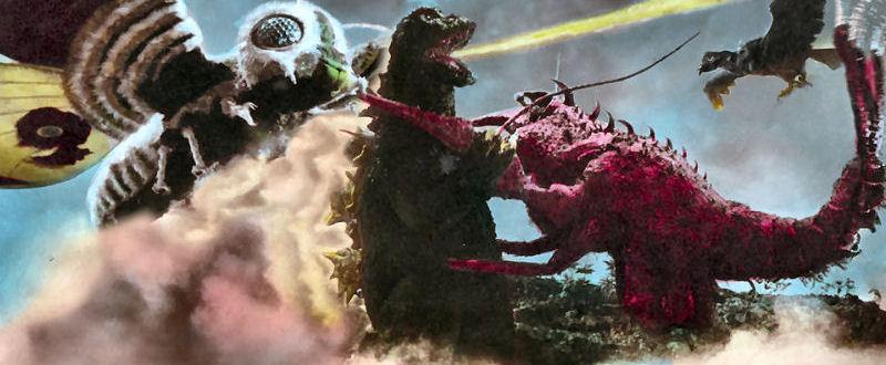 Godzilla vs. The Sea Monster (Masaru Satô)