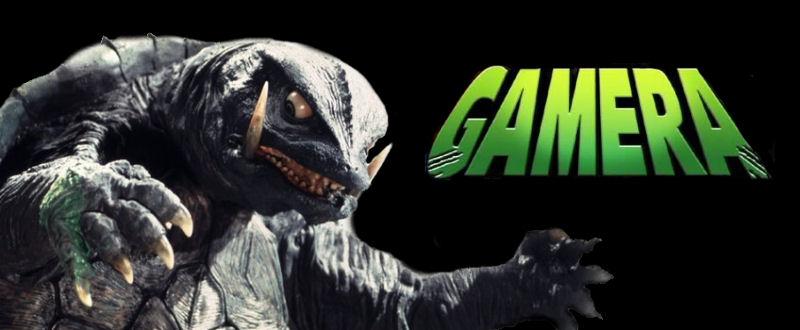Gamera: The Guardian Of The Universe (Kow Otani)