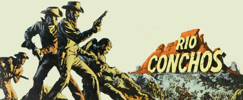Rio Conchos (Jerry Goldsmith)