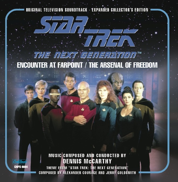 Star Trek: The Next Generation - Encounter At Fairpoint / The Arsenal Of Freedom