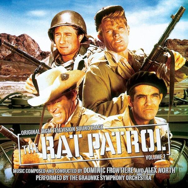 The Rat Patrol (Volume 2)