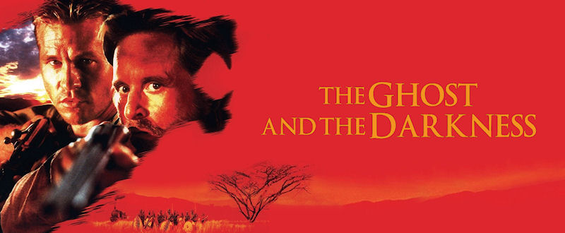 The Ghost And The Darkness (Jerry Goldsmith)