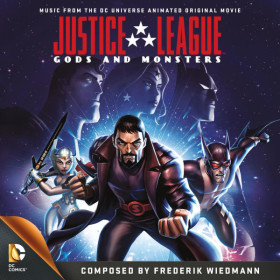 Justice League: Gods And Monsters Cover